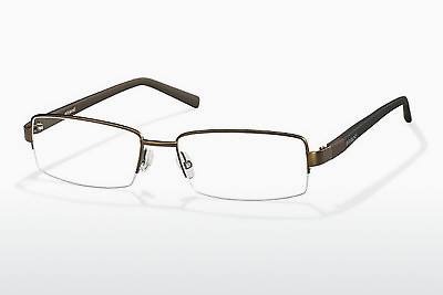 Eyewear Polaroid PLD 4P 001 DN1 - Brown, Black