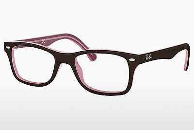 Eyewear Ray-Ban RX5228 2126 - Brown, Pink