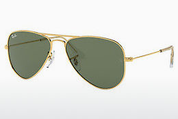 Ophthalmic Glasses Ray-Ban Junior Junior Aviator (RJ9506S 223/71) - Gold