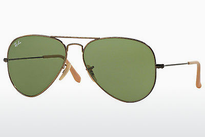 Ophthalmic Glasses Ray-Ban AVIATOR LARGE METAL (RB3025 177/4E) - Gold